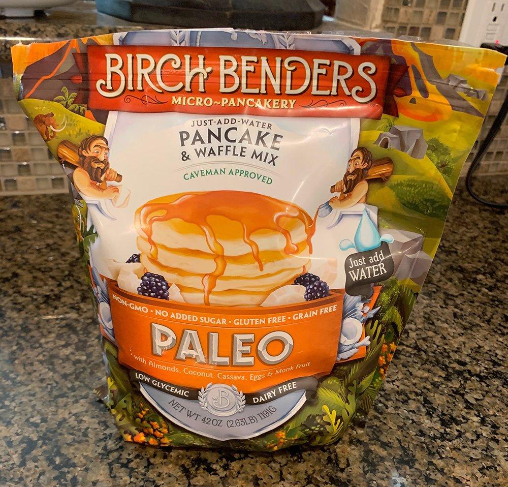 Birch Benders Paleo Pancake