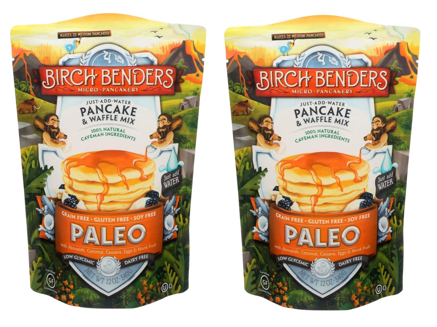 Birch Benders Keto Pancake Mix